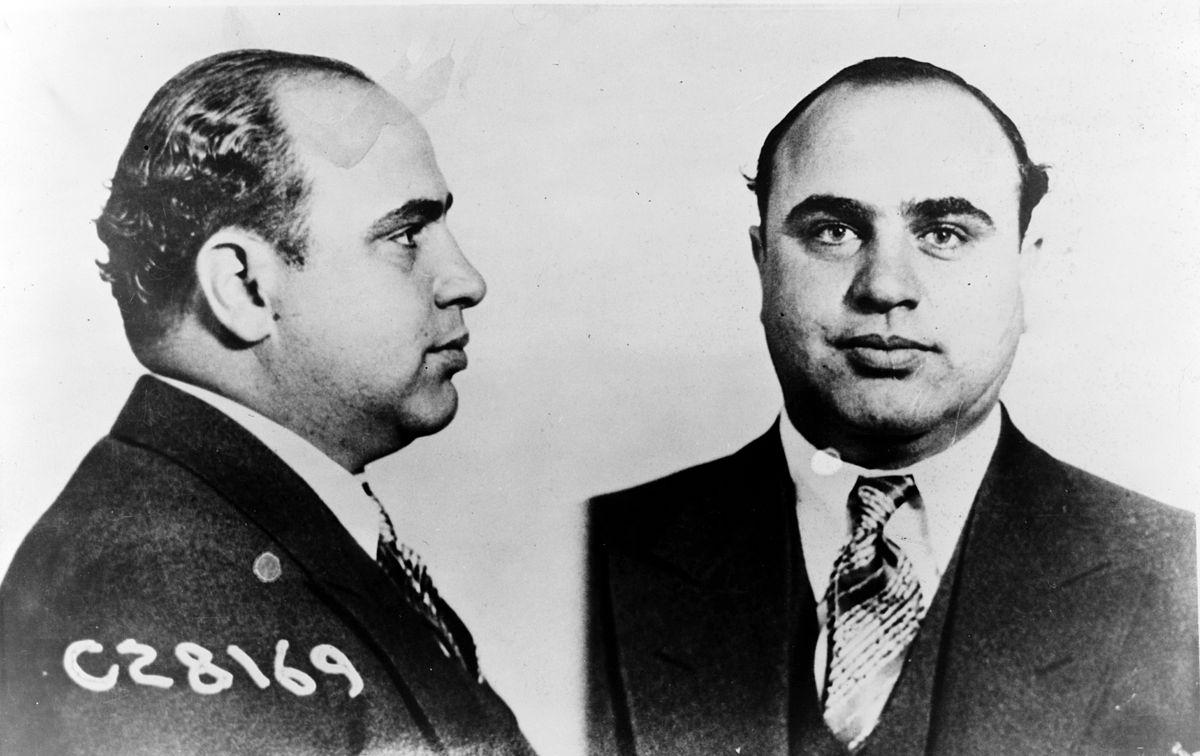 La véritable histoire d'Al Capone !