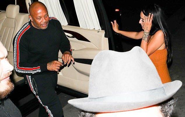 Qui est la nouvelle petite amie de Dr Dre ?